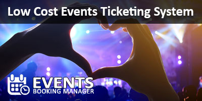 low-cost-events-ticketing-system