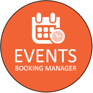 The Events Booking Manager is an Easy, Low Cost Events Ticketing System